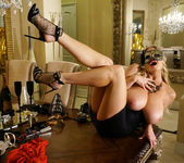 Blowing In The New Year - Kelly Madison 8
