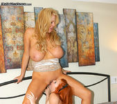 Fire Ball - Kelly Madison 13