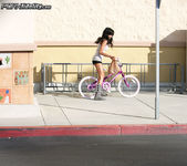 Hot Bitch on a Bike - Breanne Benson 4