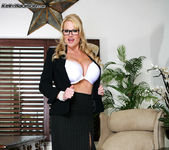 Business Woman's BJ - Kelly Madison 2