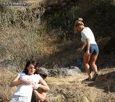 Fish Fucker - Katie Jordin & Nicole Aniston 5