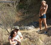 Fish Fucker - Katie Jordin & Nicole Aniston 6