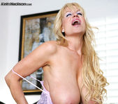 Purple Hooters - Kelly Madison 8