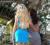 Foreign Foursome - Evita Pozzi & Liza Del Sierra 2