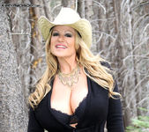 Bare In The Woods - Kelly Madison 2
