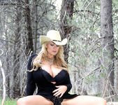 Bare In The Woods - Kelly Madison 3