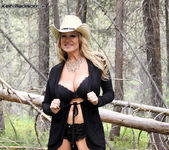 Bare In The Woods - Kelly Madison 4