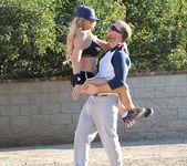 Anal Baseball - Charisma Cappelli 5