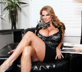 Christmas list or lust - Kelly Madison 7