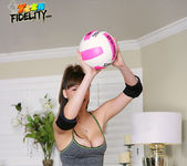 Teen Volley - Holly Michaels 6