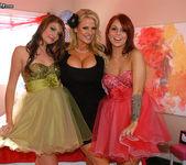 Prom Night - Cassandra Nix & Madelyn Monroe 6