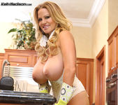 Scrub My Titties - Kelly Madison 11