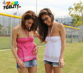 Double Teened - April O'Neil & Lexi Bloom 2