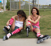 Double Teened - April O'Neil & Lexi Bloom 3