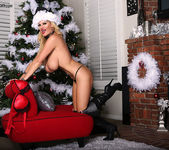 Kelly and Kinky Kringle - Kelly Madison 6
