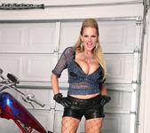 Bitchin' Biker BJ - Kelly Madison 3