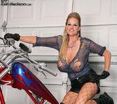 Bitchin' Biker BJ - Kelly Madison 6