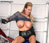Bitchin' Biker BJ - Kelly Madison 10