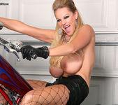 Bitchin' Biker BJ - Kelly Madison 16