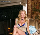 New Years Strip Down - Kelly Madison 3