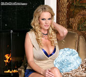 New Years Strip Down - Kelly Madison 4
