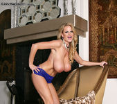 New Years Strip Down - Kelly Madison 12