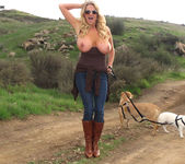 Titty Trecking - Kelly Madison 12