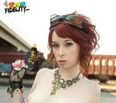 Steam Spunk - Zoey Nixon 5