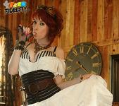 Steam Spunk - Zoey Nixon 6
