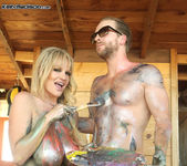 Kelly's Art Project - Kelly Madison 11