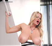 Black and White Tits - Kelly Madison 9