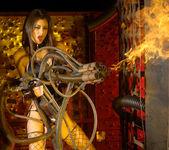 LeeAnna Vamp - Actiongirls 16