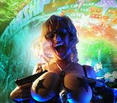 Taylor Stevens - Actiongirls 10