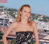 Angel Hott balcony nudes 2