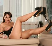 Amy Wild - I'll just play with my dildo a bit 7