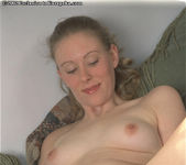 Amanda - country girl has a hairy pussy 11