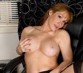 Angela - milf getting naked 5