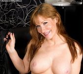 Angela - milf getting naked 8