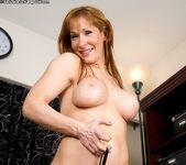 Angela - milf getting naked 12