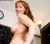 Angela - milf getting naked 13