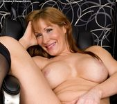 Angela - milf getting naked 14
