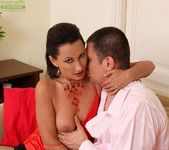 Sandy Saxx - Karup's Older Women 3