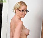 Anita Blue - bossy milf getting naked 15