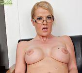 Anita Blue - bossy milf getting naked 18