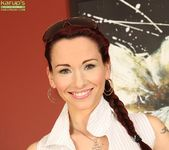 Gabriela Red - Karup's Older Women 5