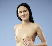 Anna Maria - getting naked and showing her behind 17