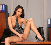 Amabella - naughty secretary 4