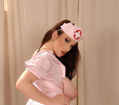 Anna Song - big boobed nurse 5