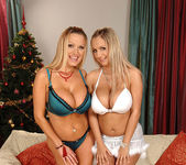 Jannete & Sharon Pink 2