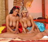 Jannete & Jasmine Black 6